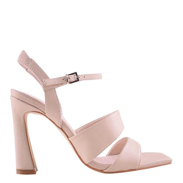 Journey Heel - Beige