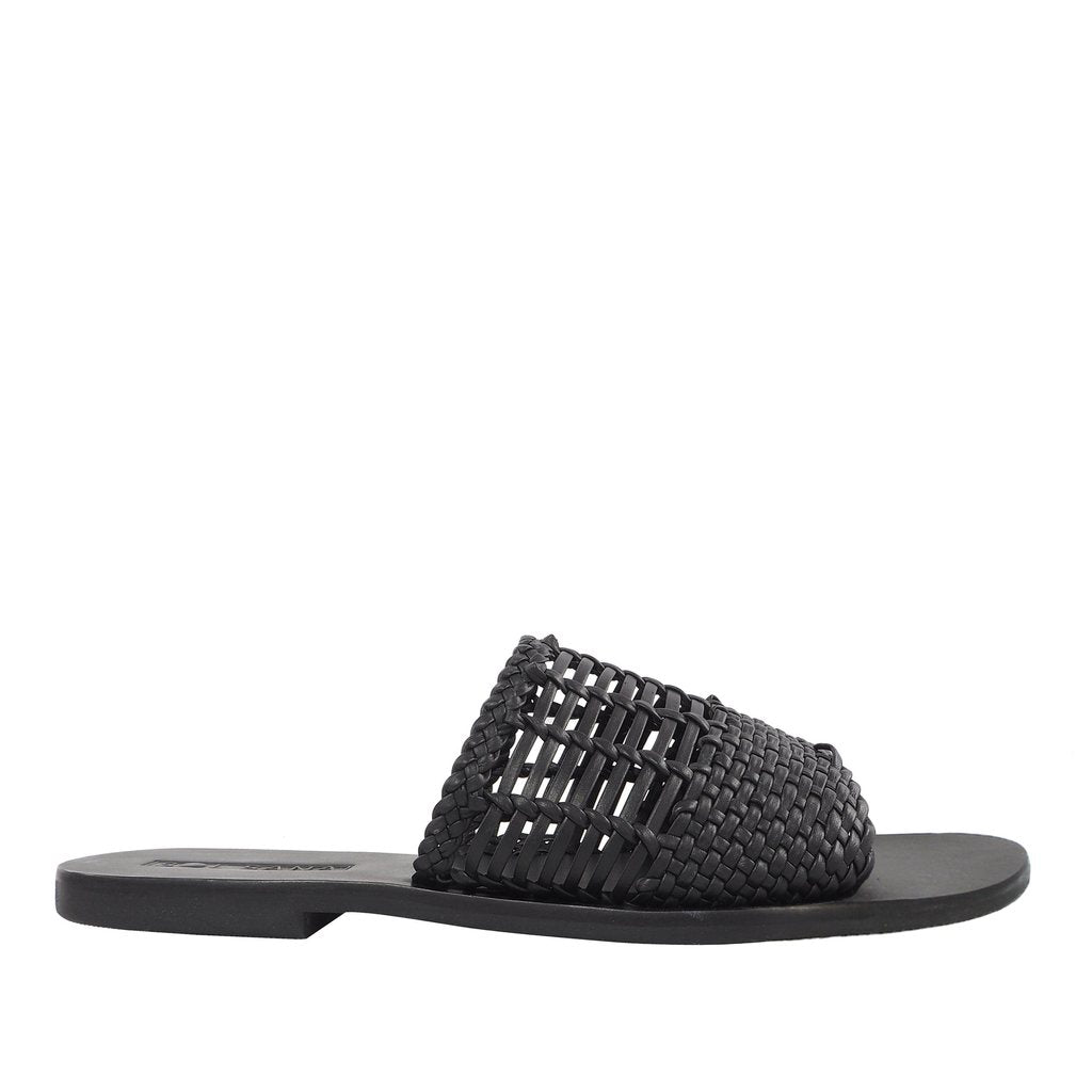 Megan Slide- Black