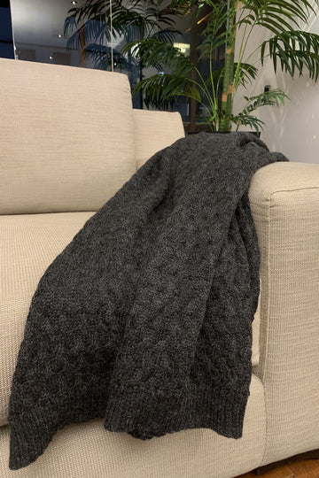 Sarah Knit Throw