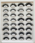 Hot Selling Triangle Shape Lashes Box With Mink Lashes FREE SHIPPING