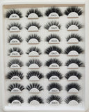 High Quality Mink Lashes with Lashes Box Customized With Your Logo Free Shipping