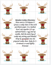 Load image into Gallery viewer, Reindeer Cookie Mix