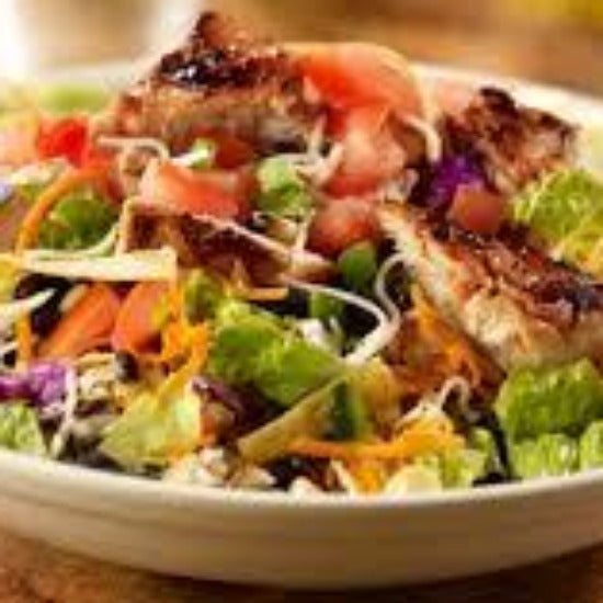 BBQ Chopped Salad (Large)