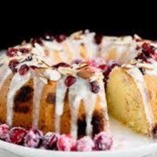 Load image into Gallery viewer, Almond Cranberry Mini Bundt