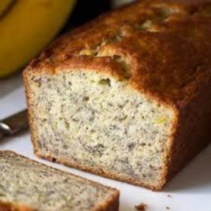 Home Baked Banana Bread