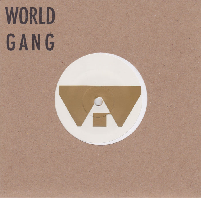 World Gang - Mechanic The Mushroom/Dolphin Smiles 7""