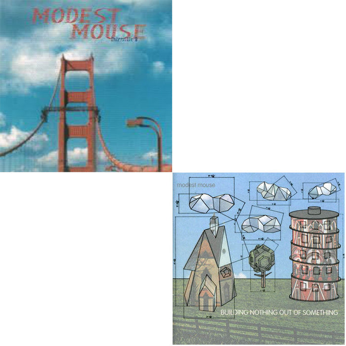 Modest Mouse: Interstate 8 + Building Nothing Out Of Something Pack