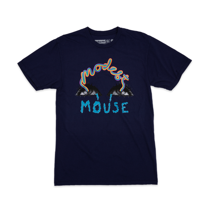 Modest Mouse Rainboweyes Tour Tee