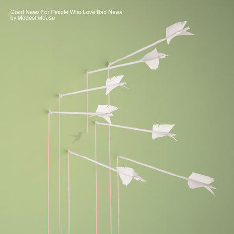 "Modest Mouse: ""Good News For People Who Love Bad News"""
