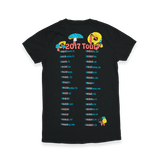 Modest Mouse Ambsn Puppies Fall Tour Date T-Shirt