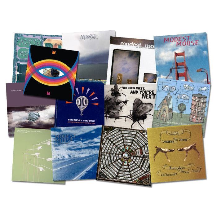 The Complete Modest Mouse Vinyl Collection