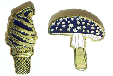 Modest Mouse Ambsn Pins 2-Pack