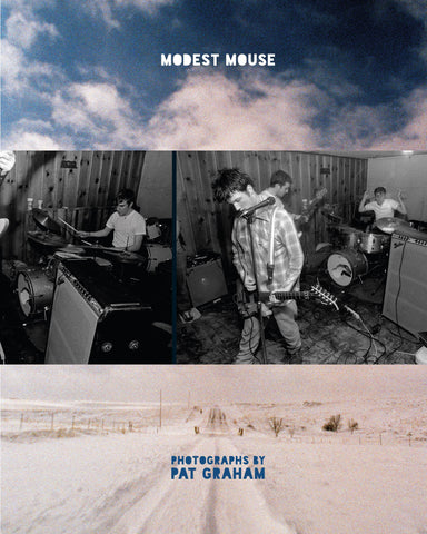 Pat Graham Modest Mouse Photo Book