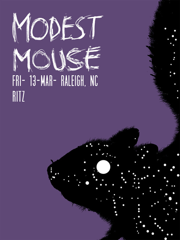 Raleigh Show Poster