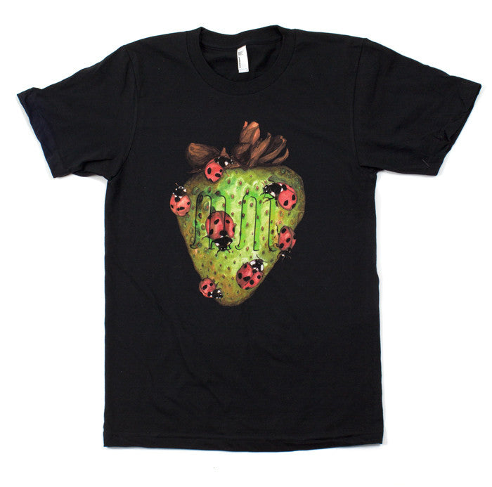 Modest Mouse Strawberry T-Shirt