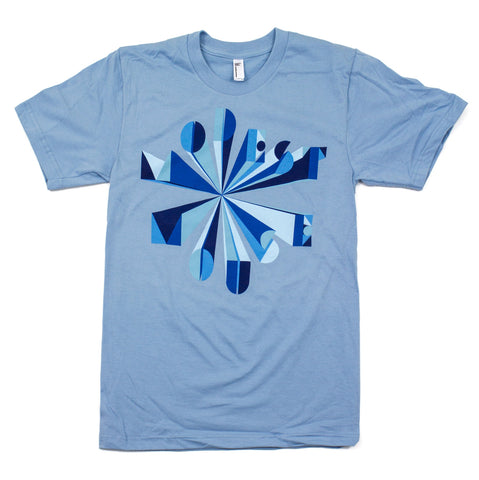 Modest Mouse Radiant Design T-shirt