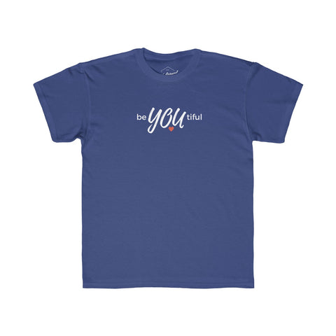 beYOUtiful | Kid's Regular Fit Tee | Diabetes Awareness | 546 Apparel