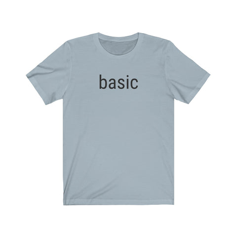 basic | Unisex Short Sleeve Tee | Multiple Colors | 546 Apparel