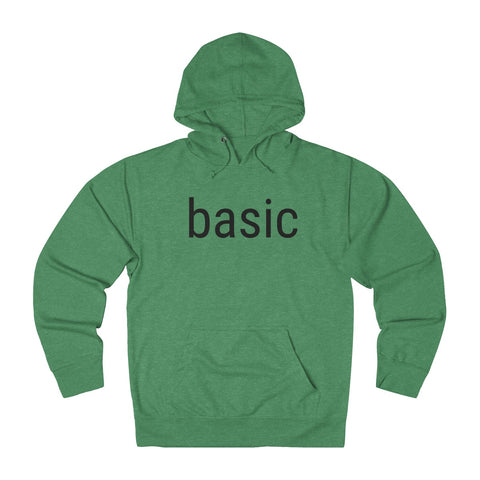 basic | Unisex Hoodie | Multiple Colors | 546 Apparel