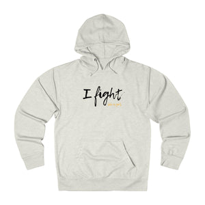 I Fight Like a Girl | Women's Hoodie | 546 Apparel
