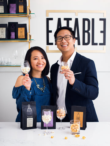 EATABLE co-founders | Photo credits: Danika Zandboer for Edible Toronto Magazine
