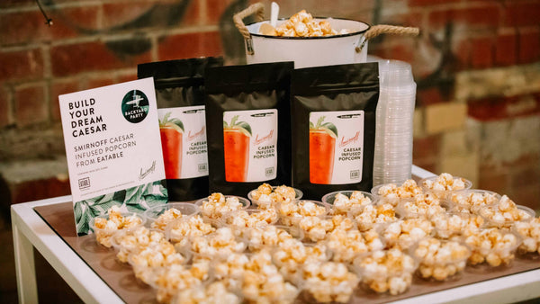 EATABLE at Tastemakers 2019 with Foodism & Smirnoff