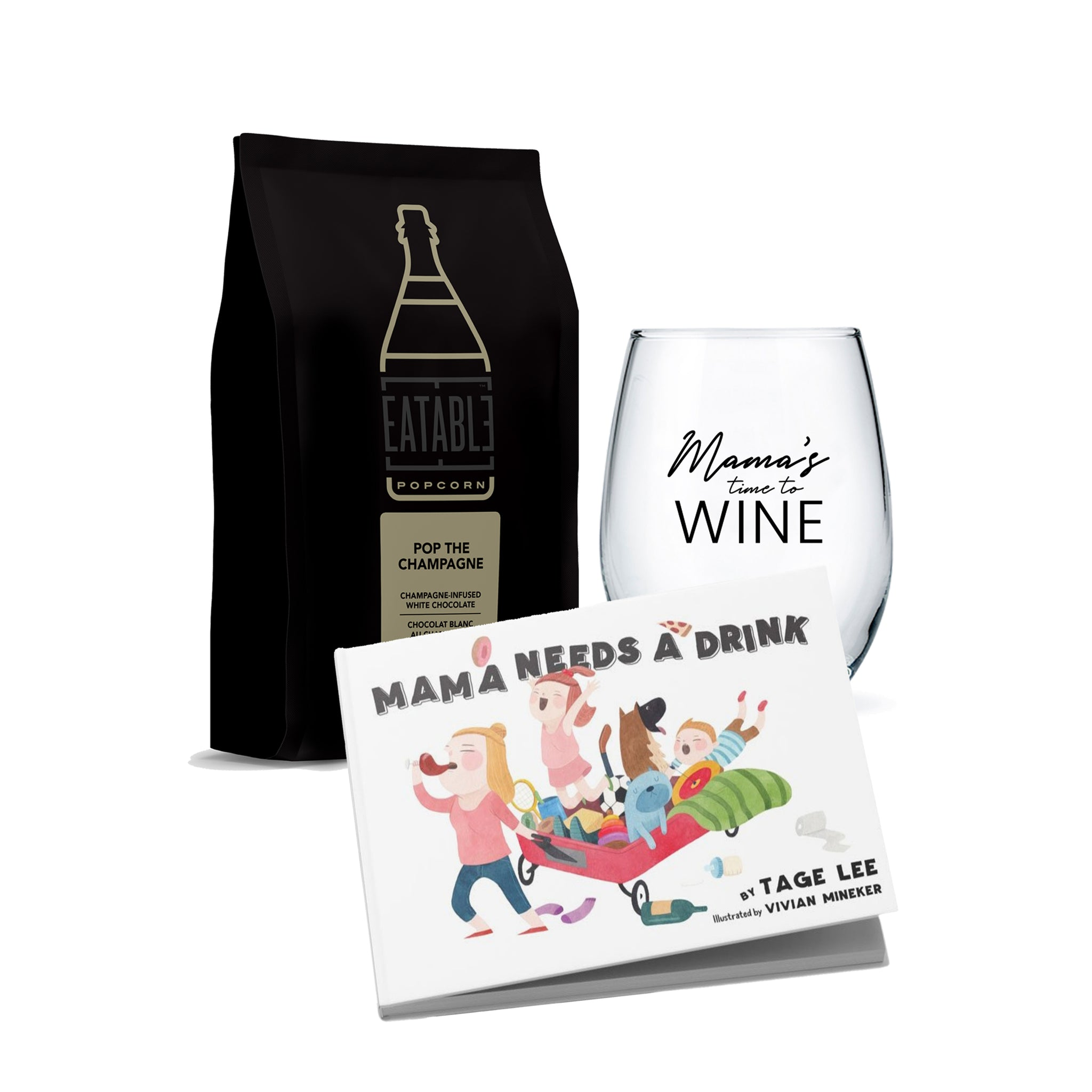 Mama Needs a Drink - Gift Set
