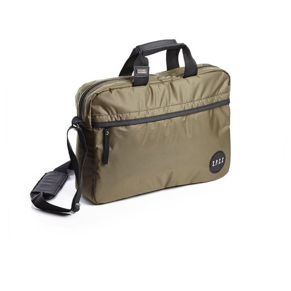 Chrome Laptop Bag - Olive