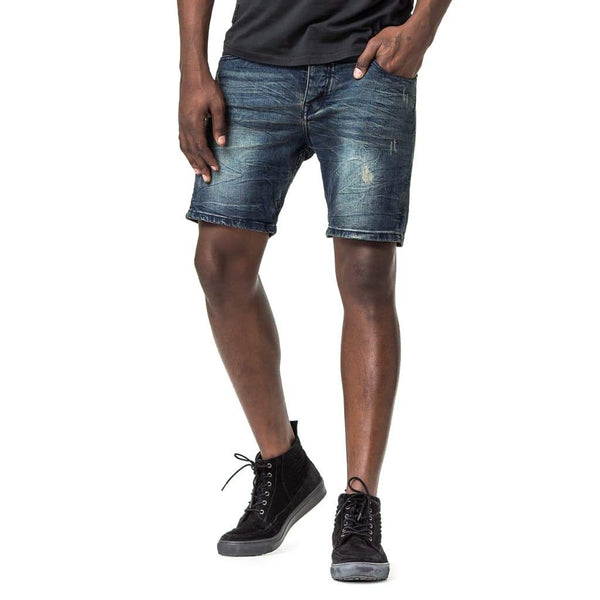 Gunbarrel Shorts - Dark Indigo