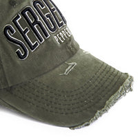 Hunter Baseball Cap  - Olive