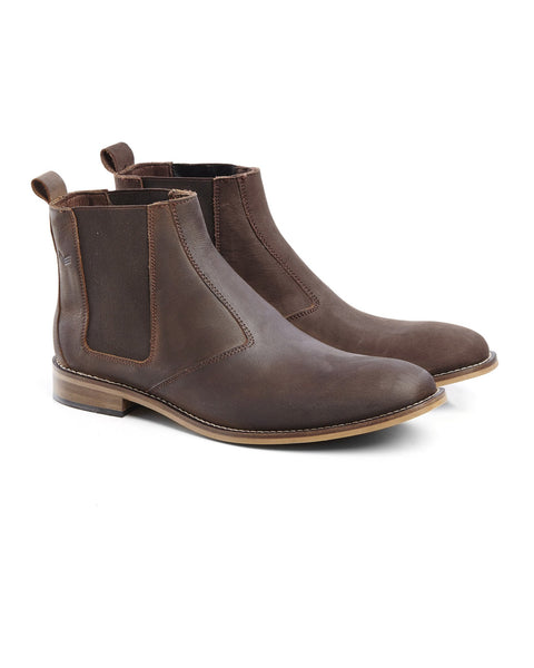 SPCC | Sergeant Pepper Chelsea Boot | Leather | Brown