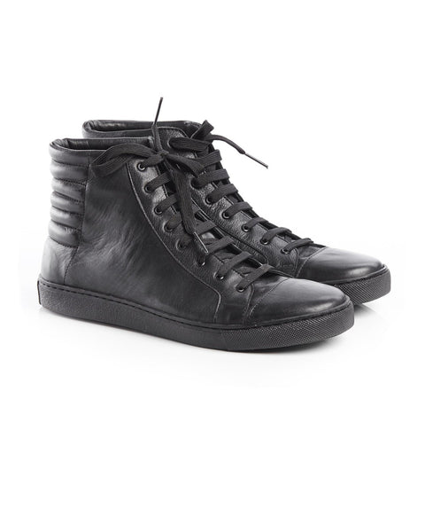 Oden High Top - Black