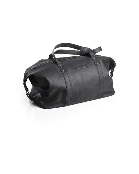 SPCC | Sergeant Pepper Travel Bag | Leather | Black | Mens bags