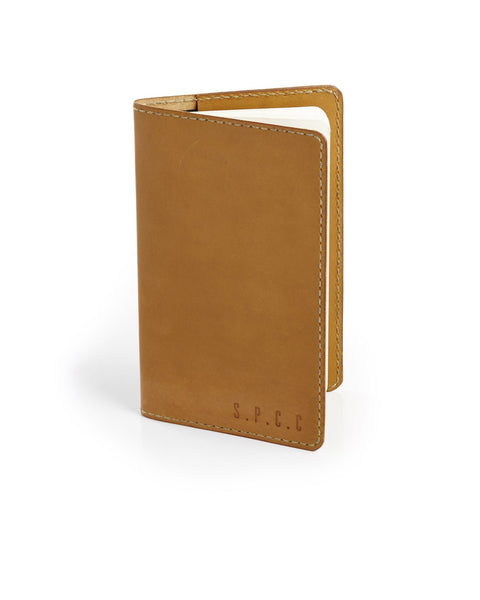 SPCC | Sergeant Pepper Notebook | Leather | Tan