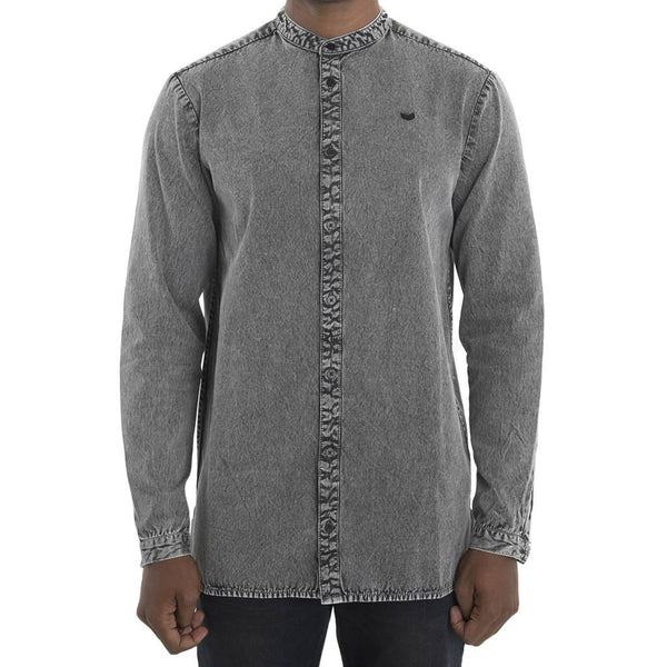 SPCC | Sergeant Pepper Shirt | Long Sleeve | Grey