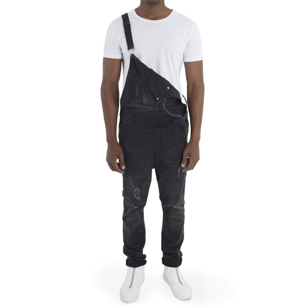 Zink Dungaree - Black
