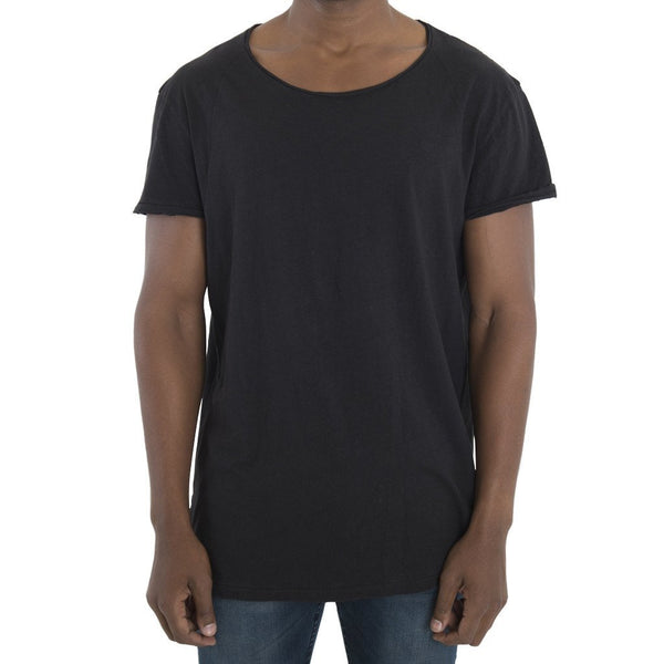 SPCC | Sergeant Pepper | 100% Cotton | Black | Longer Length Tee