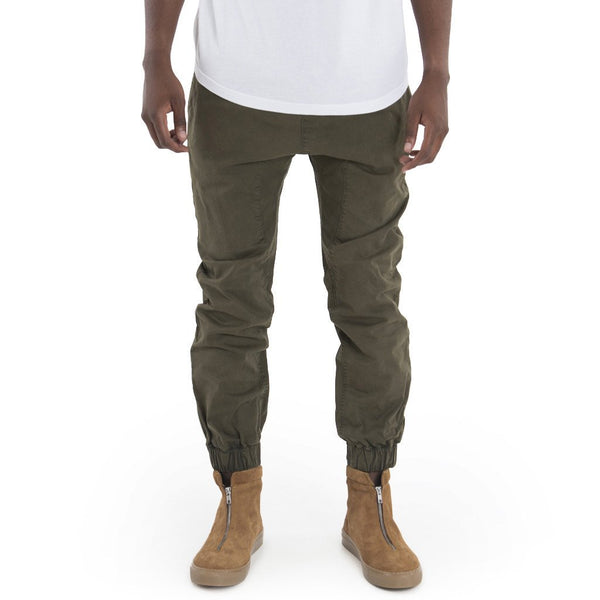 SPCC | Sergeant Pepper Joggers | Elasticated | Drop crotch | Fatigue