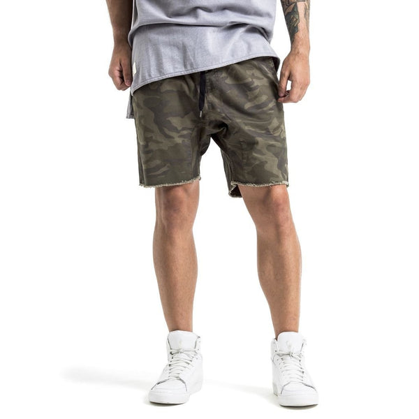 SPCC | Sergeant Pepper Jogger Short | Camo | Elasticated