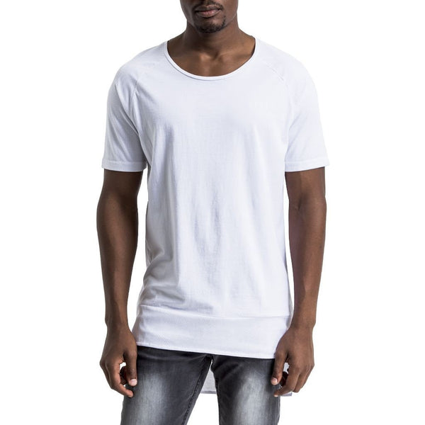 Enzo T-Shirt - White
