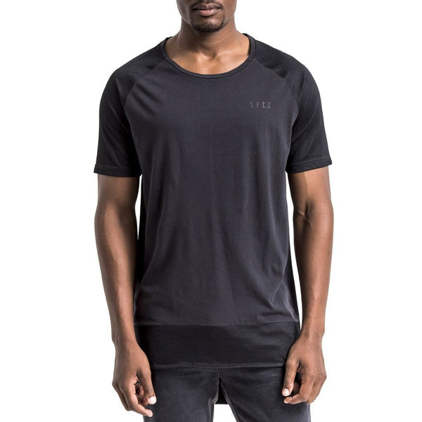 Enzo Oversized T-Shirt - Black