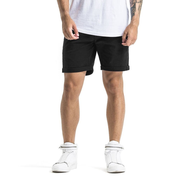 SPCC | Sergeant Pepper Chino Shorts | Black