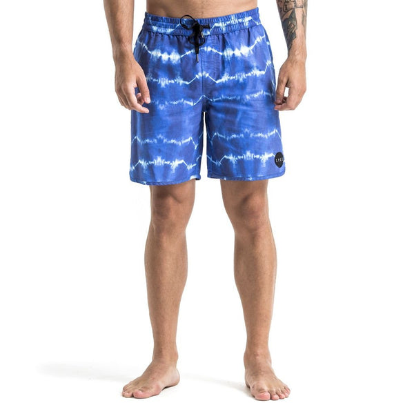 Maverick Swimmer Shorts - Blue