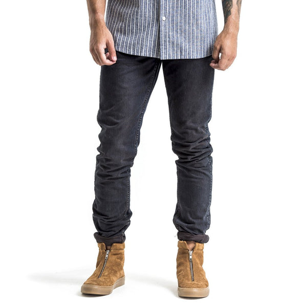 Trench Skinny Jeans - Ash