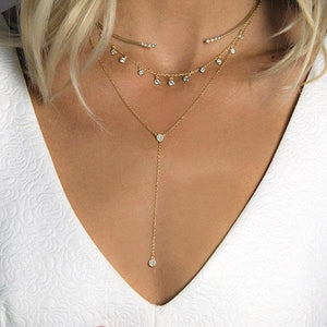 Take The Plunge | Necklace