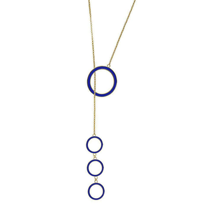 Azul Lariat Necklace