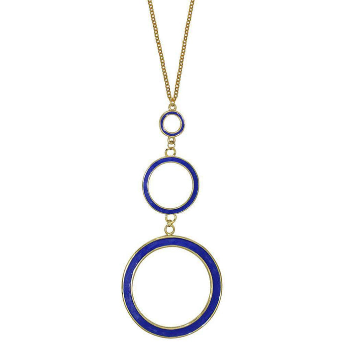 Azul Pendant Necklace