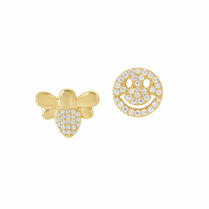 Bee Happy | Earrings