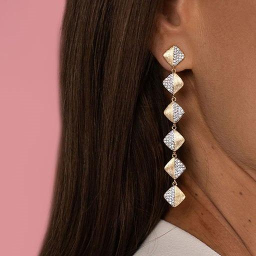 Luxe | Drop Earrings