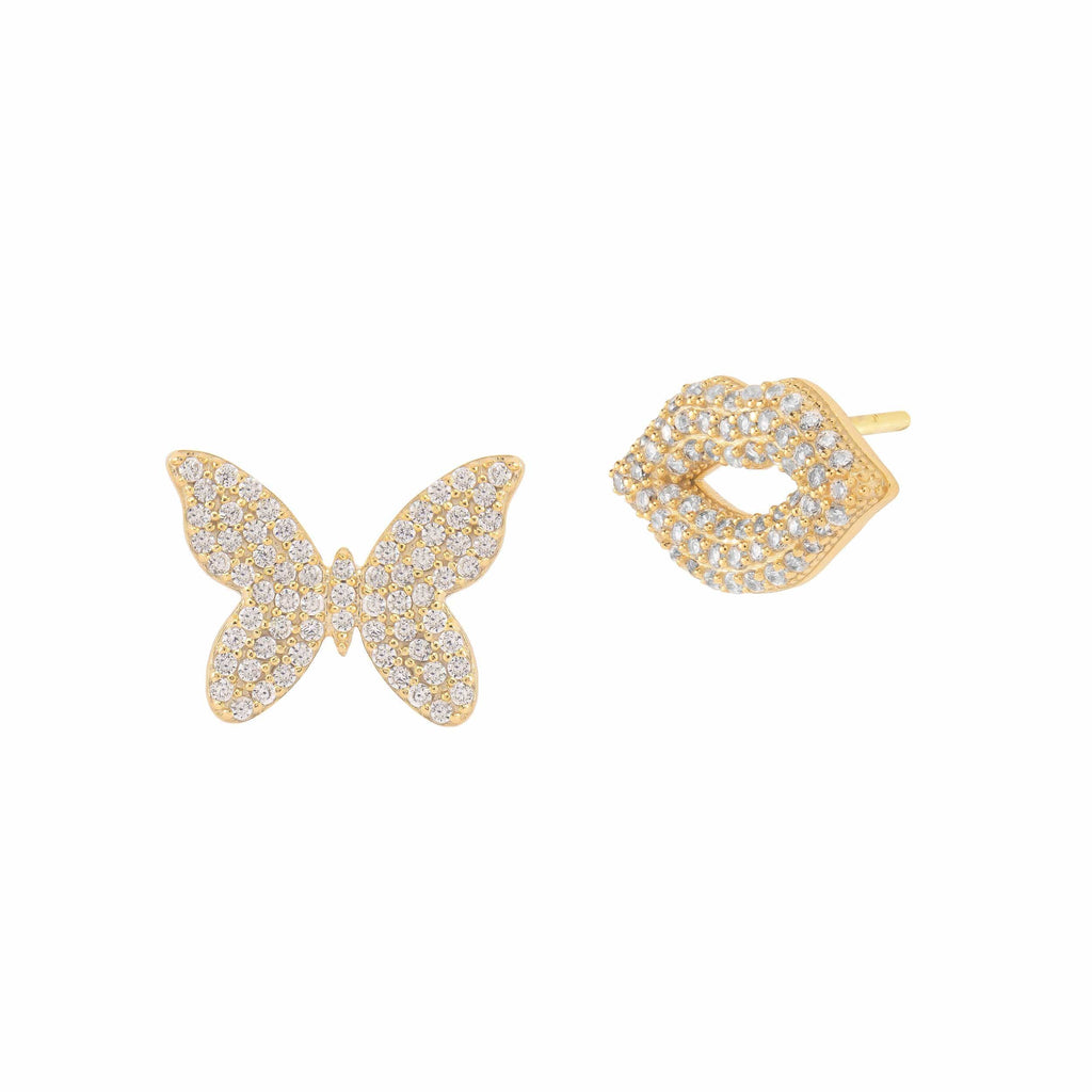 Butterfly Kisses | Earrings